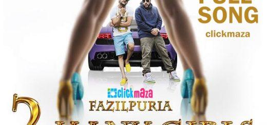 2-Many-Girls-Fazilpuria-Badshah-letslyrics