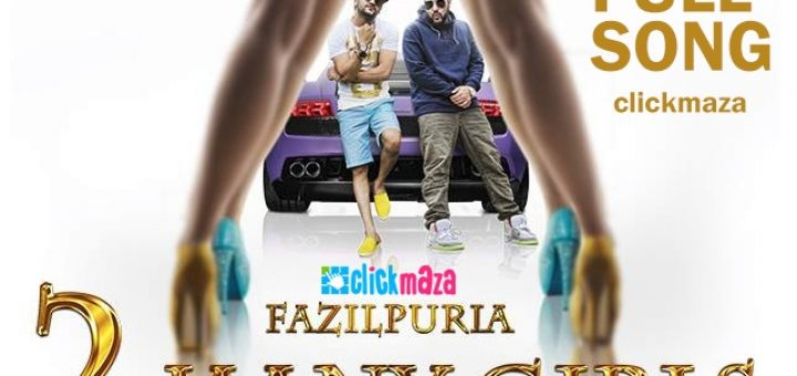 2-Many-Girls-Fazilpuria-Badshah-letslyrics