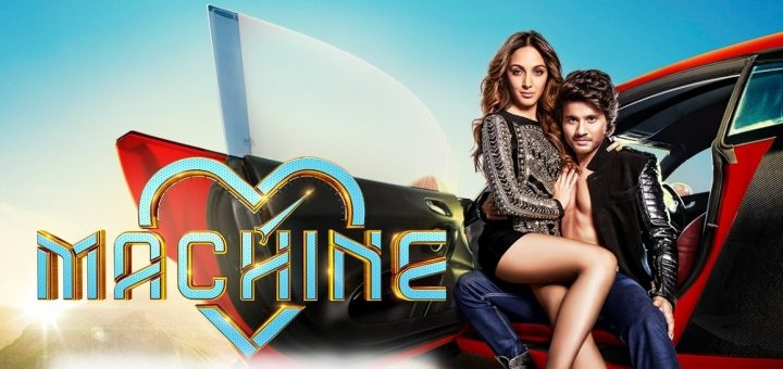 TERA JUNOON LETSLYRICS – Machine