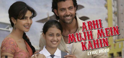 abhi mujh me kahi letslyrics