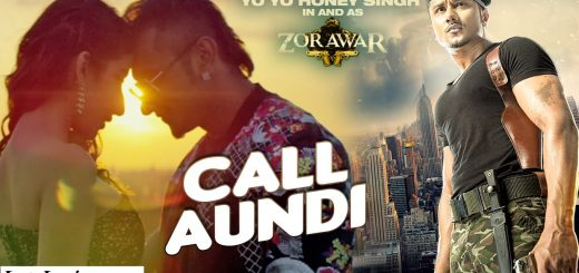 Call Aundi Letslyrics