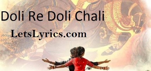 Doli Re Doli-LetsLyrics