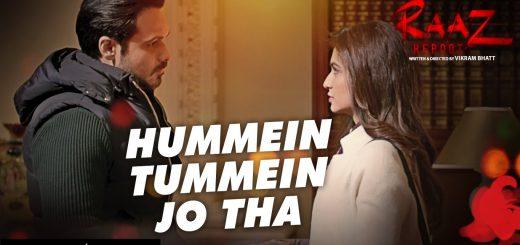 Hummein Tummein Jo Tha-Letslyrics