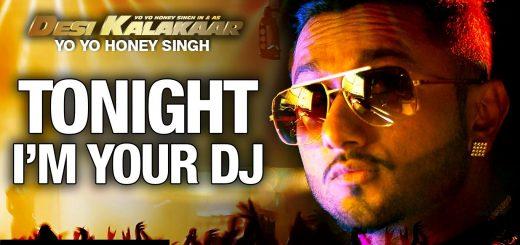 I'm Your DJ Tonight LetsLyrics