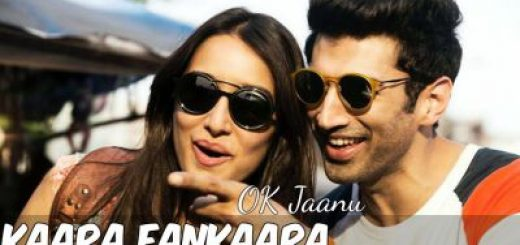 Kaara-Fankaara-song-lyrics-OK-Jaanu Letslyrics