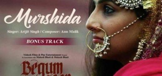 MURSHIDA-Letslyrics