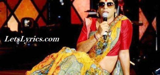 Mere Husband Mujhko Piyar Nahin Karte -Sunil Grover-Letslyrics