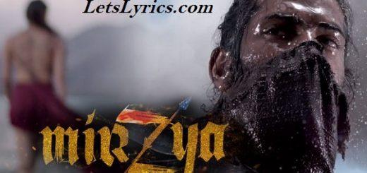 Mirzya-Letslyrics