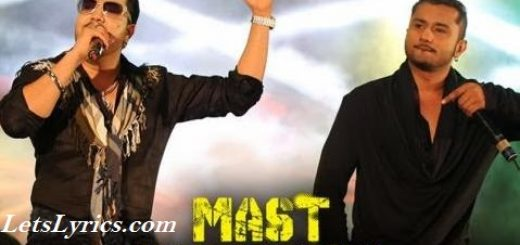 mast-kalnder-song-2014 Letslyrics
