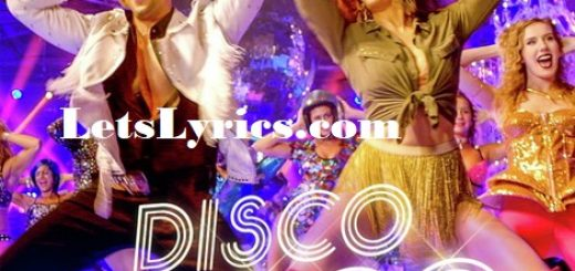 Disco Disco Lyrics – A Gentleman-Letslyrics
