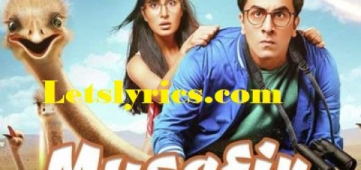 musafir-lyrics-jagga-jasoos-Letslyrics