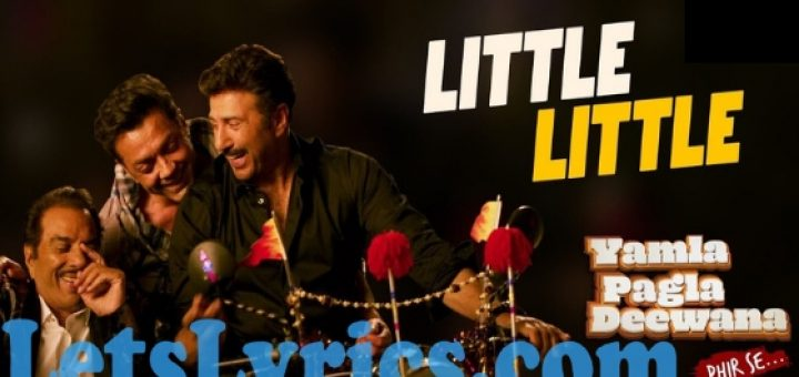 Little Little Lyrics